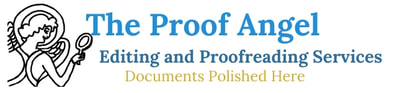 The Proof Angel Editing and Proofreading Service, Yorkshire